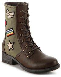MIA - Nate Combat Boot - Lyst