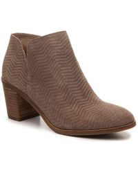 Lucky Brand - Pickla Bootie - Lyst