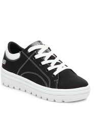 f3858d14af2c Lyst - Converse Chuck Taylor All Star Back Zip High Top Sneakers in ...
