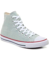 527c131fcb52 Lyst - Converse Women´s Chuck Taylor® All Star® High Top Sneakers in ...