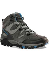 BEARPAW - Corsica Solids Waterproof Hiking Boot - Lyst