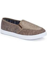 Muk Luks - Maddi Slip-on Sneaker - Lyst