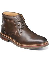 Florsheim - Estabrook Lugged Chukka Boot - Lyst