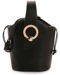abbac767f ALDO Aceille Bucket Bag in Black - Lyst