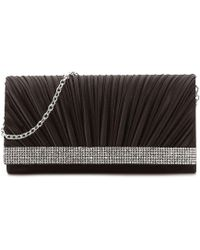 Jessica Mcclintock - Pleated Clutch - Lyst
