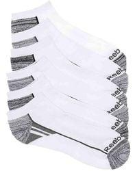 Reebok - Low Ankle Socks - Lyst