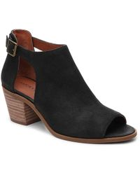Lucky Brand - Barimo Bootie - Lyst