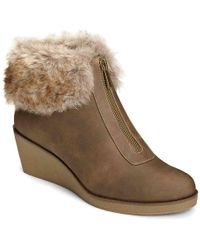 A2 By Aerosoles - Integrity Wedge Bootie - Lyst