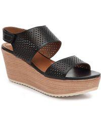 Trask - Phoebe Platform Sandals - Lyst