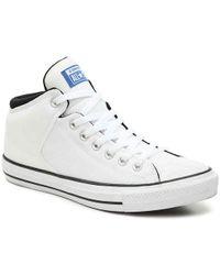 9ffcb31ac97b Lyst - Converse Chuck Taylor All Star Street Mid-top Sneaker in ...