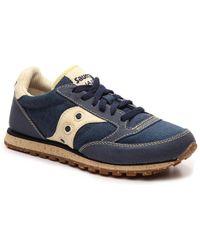 Saucony - Jazz Low Pro Vegan Retro Sneaker - Lyst