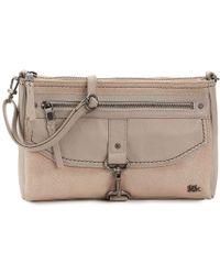 The Sak - Ventura Leather Crossbody Bag - Lyst