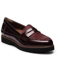 Earthies - Braga Penny Loafer - Lyst