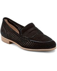 ce51ec44c81 Lyst - Lucky Brand Cozzmo Knotted Flat in Black