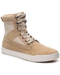 a734fac08f7b3 Sam Edelman - Zack High-top Sneaker - Lyst