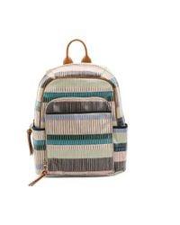 Fossil - Keyper Backpack - Lyst