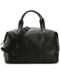 Cole Haan | Saunders Leather Duffle Bag | Lyst