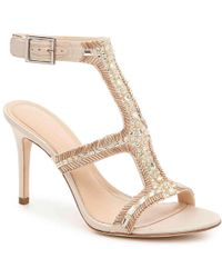 637ad270f38 Lyst - Imagine Vince Camuto Imagine Vince Camuto  price  Beaded T ...