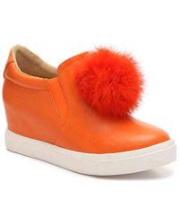 Penny Loves Kenny - Kick Wedge Sneaker - Lyst