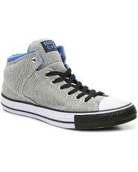 90a2e0f8f771 Converse - Chuck Taylor All Star Street Mid-top Sneaker - Lyst