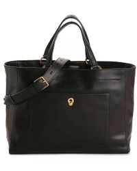 Cole Haan - Zoe Work Leather Tote - Lyst