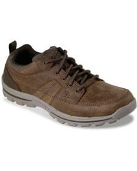 Skechers - Relaxed Fit Braver Ralson Oxford - Lyst