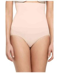 Yummie By Heather Thomson - Inshapes Cameo High Waist Shaping Brief - Lyst