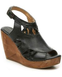 Very Volatile | Affinity Wedge Sandal | Lyst