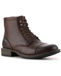 Eastland - High Fidelity Cap Toe Boot - Lyst