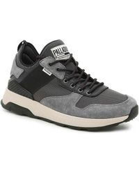 Palladium - Eon Army High-top Sneaker - Lyst