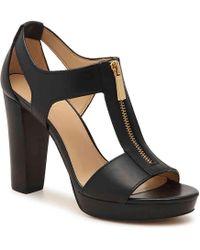 MICHAEL Michael Kors - Berkley Platform Sandal - Lyst