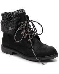 White Mountain Footwear - Downey Combat Boot - Lyst