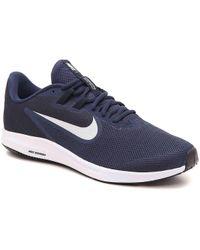 47374340ae00c Lyst - Nike Downshifter 7 Running Sneaker - Wide Width in Blue for Men