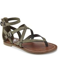 G by Guess - Howy Gladiator Sandal - Lyst