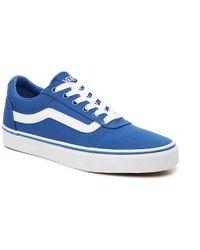 25b5f5d29e9444 Lyst - Vans Ward Platform Sneaker