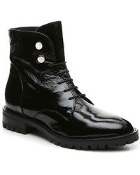 Kenneth Cole - Francesca Combat Boot - Lyst