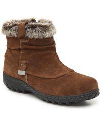 d9c08ec12d9 Lyst - Women s Khombu Ankle boots On Sale