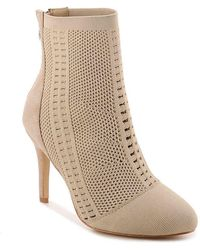 N.y.l.a. - Knitted Bootie - Lyst