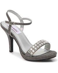 Dyeables - Sloane Platform Sandal - Lyst