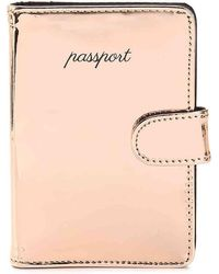 MIAMICA - Passport Case - Lyst