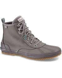 Keds - Scout Splash Rain Boot - Lyst