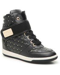 Bebe - Cadyna Wedge Sneaker - Lyst