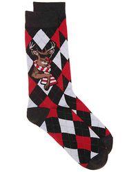 K. Bell - Rudolph Crew Socks - Lyst
