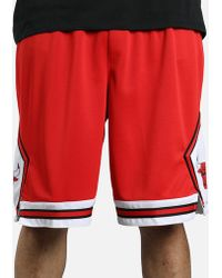 Nike - Nba Chicago Bulls Icon Edition Swingman Shorts - Lyst