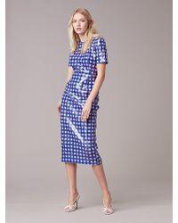 Diane von Furstenberg - 3/4 Length Dresses - Lyst