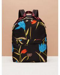 Diane von Furstenberg - Nylon Backpack - Lyst