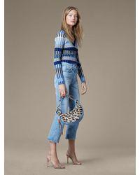Diane von Furstenberg - Levi's 517 Cropped Bootcut Jeans - Lyst