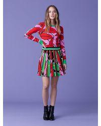 Diane von Furstenberg - Paskavan Knitted Jumper - Lyst