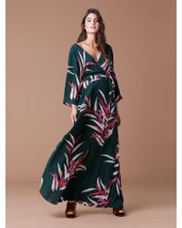 179a4f36493a French Connection Eloise Mirrors Maxi Dress - Lyst