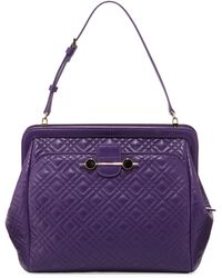 Jason Wu Quilted Leather Satchel Bag - Lyst